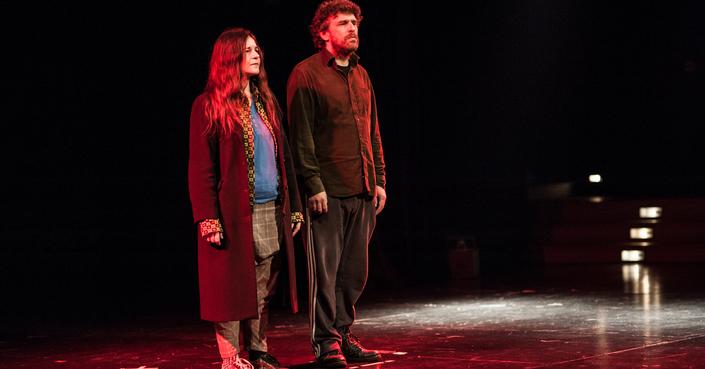 Lasciatemi morire | Βάσω Καμαράτου, Κώστας Κουτσολέλος | Πειραματική Σκηνή Εθνικού θεάτρου