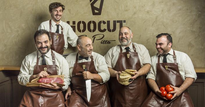 HOOCUT | Οι 5 μάγειρες της Cookoovaya μας ξανασυστήνουν την έννοια «σουβλάκι»!