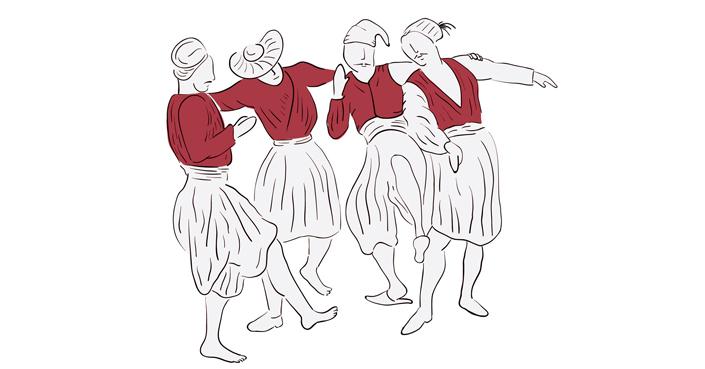 ΣΕΜΙΝΑΡΙΟ:  Χορός και Παράδοση στο SΚrow | Πάρης Μαντόπουλος