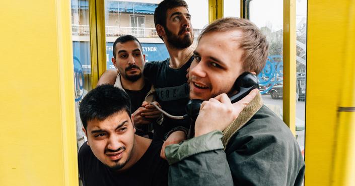 CORETHEBAND: Μόλις κυκλοφόρησε το νέο τους video clip!