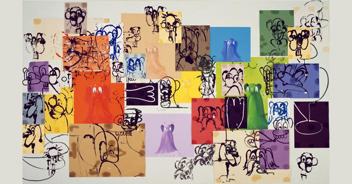 Νέα έκθεση «GEORGE CONDO at CYCLADIC» στο Μουσείο Κυκλαδικής Τέχνης | 8 Ιουνίου 2018-Οκτώβριος 2018