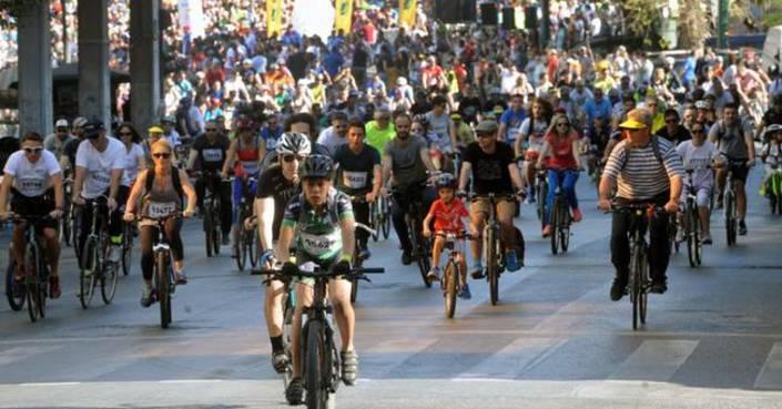 25ος Ποδηλατικός Γύρος Αθήνας! Πάρε τώρα τον αριθμό σου!