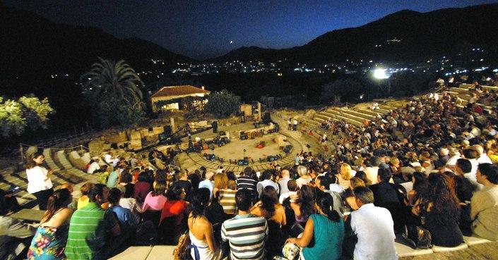 8th Athens Open Air Film Festival | ΠΡΩΤΗ ΚΙΝΗΜΑΤΟΓΡΑΦΙΚΗ ΠΡΟΒΟΛΗ στο Μικρό Θέατρο Αρχαίας Επιδαύρου