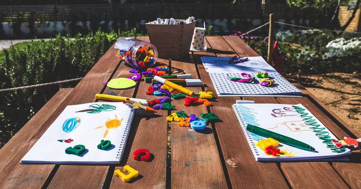 Kid's Summer Camp στο Κτήμα Αρίστη
