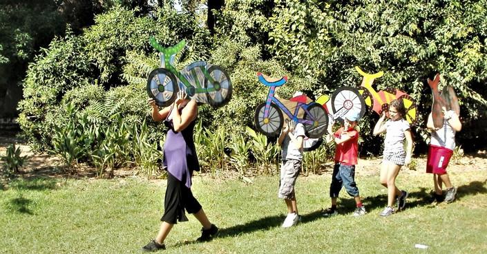 Το Μουσείο Μπενάκη στον Εθνικό Κήπο | Εκπαιδευτικά προγράμματα
