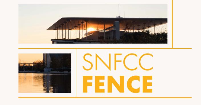 SNFCC FENCE: Το Κέντρο Πολιτισμού Ίδρυμα Σταύρος Νιάρχος μέσα από τον φακό σας!