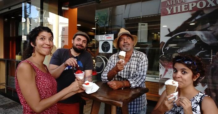 Παυλάκης: αν υπάρχει τέλειο παγωτό, το βρήκαμε
