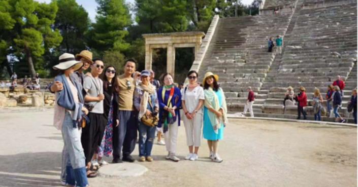 """""""Το Μουσικό ταξίδι της Meet Greece"""": Μια μοναδική Πολιτιστική Ανταλλαγή Aνάμεσα στους Δύο Αρχαίους Πολιτισμούς"""