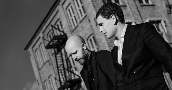 Somebody's Man | Νέο single για τον Luke Elliot (feat. Sivert Høyem)