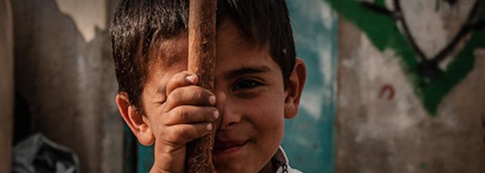 Βιωματική έκθεση της Actionaid για την Παλαιστίνη