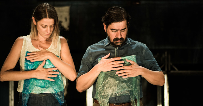 Γ. Δρακόπουλος και Λ. Γιάκα μας μιλούν για το «Θα σε πάρει ο δρόμος» | Θέατρο Άλφα.Ιδέα