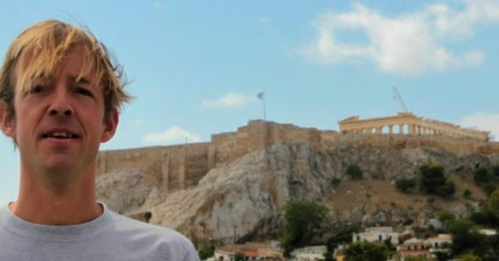 Bart Van Poll :: «Αγαπώ το Άμστερνταμ αλλά ερωτεύτηκα την Αθήνα!»