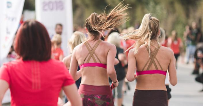Ladies Run 2018: Ο ομορφότερος αγώνας της χρονιάς, τα είχε όλα στον υπερθετικό βαθμό