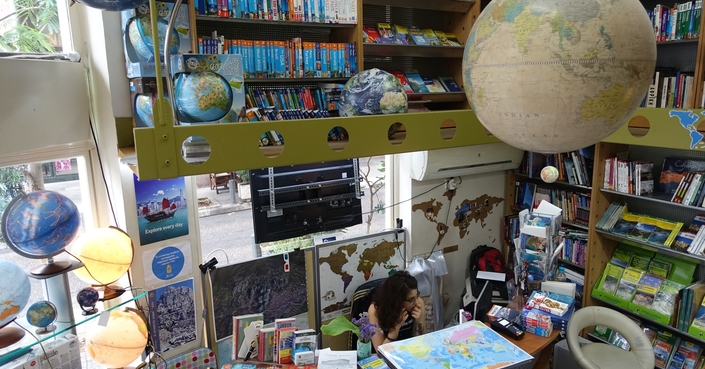 Ανάβαση: δώρα για τους μεγάλους εξερευνητές
