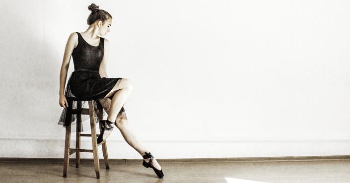 Do it like a ballerina! Μεταμορφώστε τα πόδια σας!