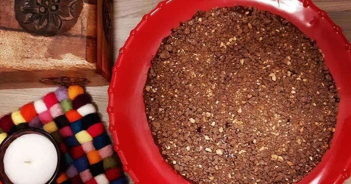 #MomAndTheCity :: Επιχείρηση Τάρτα σοκολάτας Semifreddo-vegan
