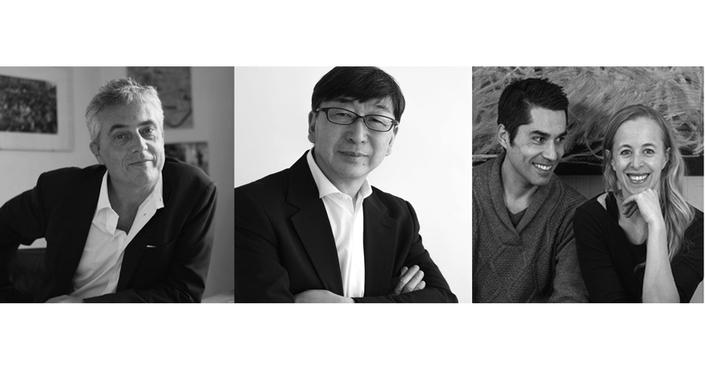 Αρχιτέκτονες από 3 σημεία της γης στα επετειακά Βραβεία ΔΟΜΕΣ