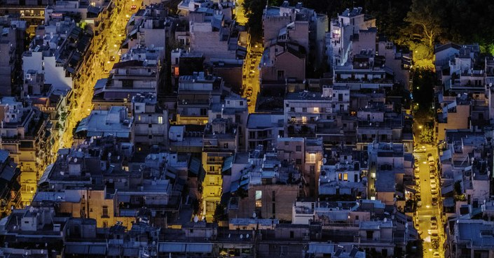 Το βλέμμα των καλλιτεχνών του κόσμου στρέφεται στην Αθήνα // Onassis AiR