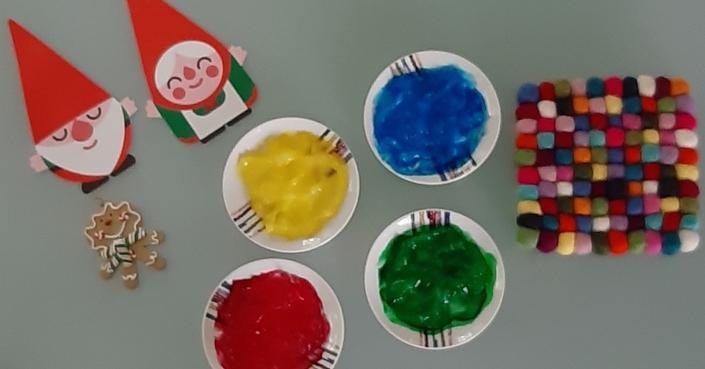 #MomAndTheCity Επιχείρηση // Παιχνίδι με χρώματα -Δαχτυλομπογιές