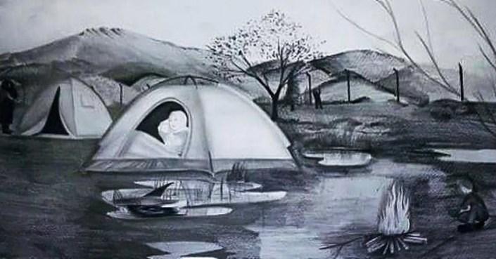Το παραμύθι με τα παραμύθια | Τα προσφυγόπουλα εμπνέουν και εικονογραφούν...