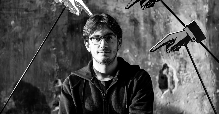 Ο σκηνοθέτης Ανδρέας Ανδρέου στο deBόp