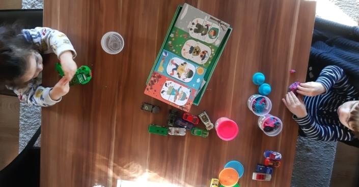 #MomAndTheCity Επιχείρηση Λεπτή Κινητικότητα // Παιχνίδια Ανάπτυξης