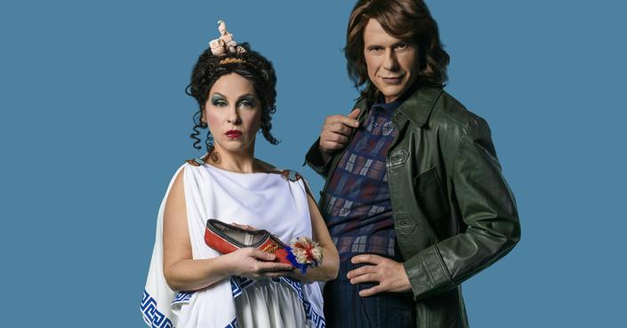 deΤalks με τη Μαρία Κοσκινά και το Γιώργο Γλάστρα του «Κουμ Κουάτ» |από το deBόp και το θέατρο Νέου Κόσμου