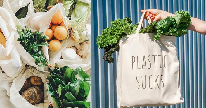 9+1 εύκολα tips για να μειώσετε τη χρήση πλαστικού