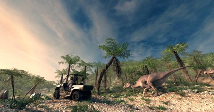Ταξίδι στον Κόσμο των Δεινοσαύρων | H νέα ταινία στη ΘΟΛΟ του Ελληνικού Κόσμου