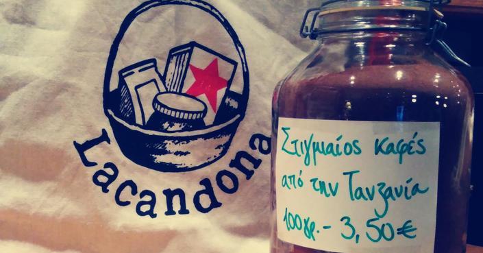 Lacandona: αλληλέγγυα ψώνια και ανάπαυλα στο Σύνταγμα