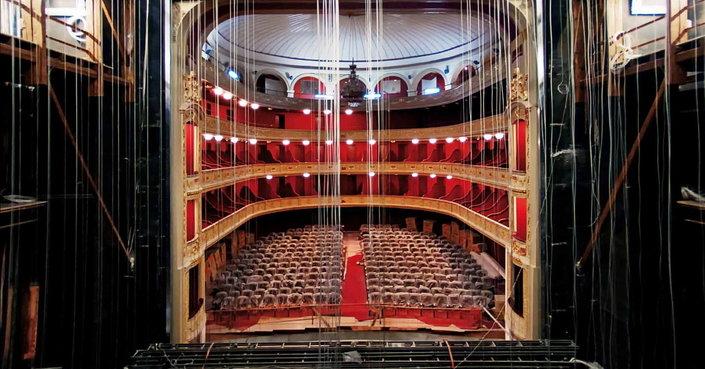 Η δυναμική του Ελληνικού Λόγου στο Θέατρο 2019 :: Δημοτικό Θέατρο Πειραιά