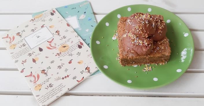 #MomAndTheCity Επιχείρηση Υγιεινά γλυκό // Vegan Παγωτό Σοκολάτα