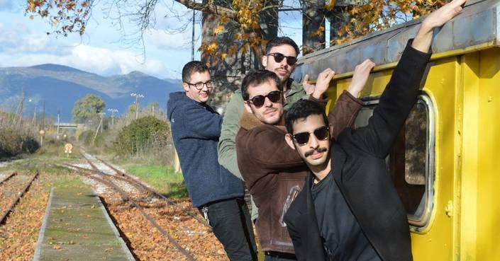Συνέντευξη με τους Μινέρβα: «Ο τίτλος garage/lo-fi  προσδιορίζει τον ήχο και το attitude παρά το είδος».