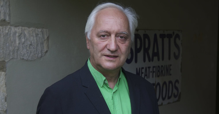 Συζητώντας με τον Charles Landry για τον αστικό χώρο και την Αθήνα!