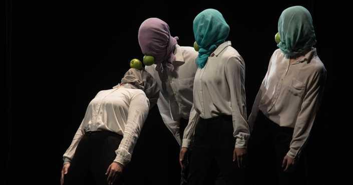 Η Νάντια Παλαιολόγου μιλά για την παράσταση «four no reason»