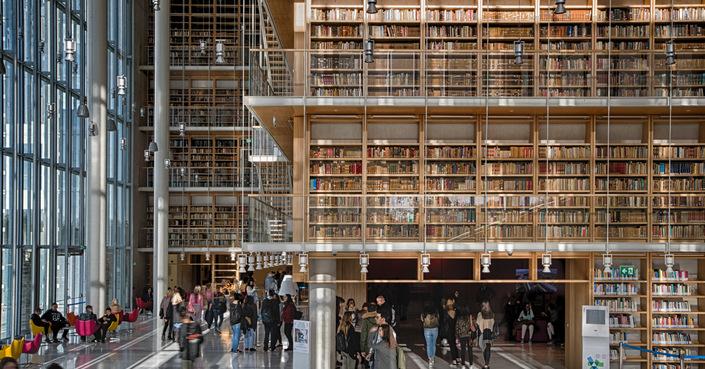 Διευρυμένο ωράριο στην Εθνική Βιβλιοθήκη!