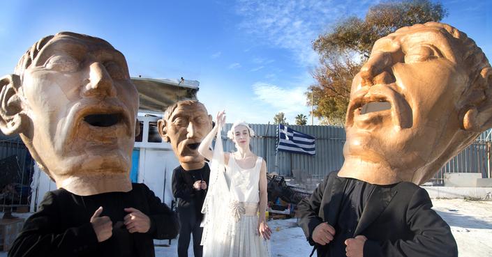Είδαμε την παράσταση: «Γιαννούλα η κουλουρού» στο Φεστιβάλ Αθηνών