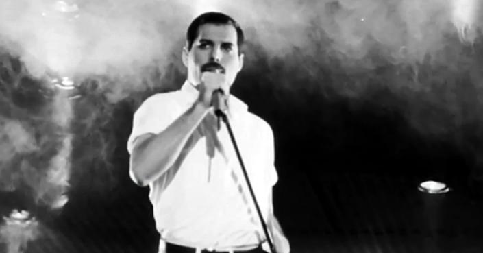 Freddie Mercury: 'Time Waits For No One' | Νέο ακυκλοφόρητο τραγούδι