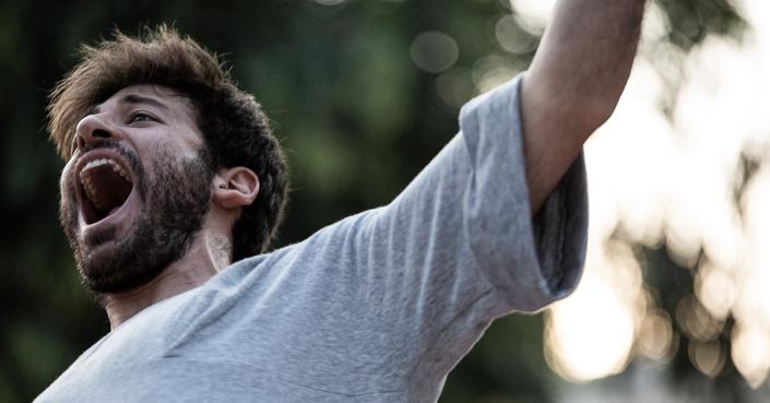 Ο Θάνος Λέκκας μας μιλά για τη Θεογονία των Patari Project | Φεστιβάλ Αθηνών και Επιδαύρου