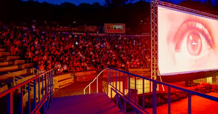 To Φεστιβάλ Θερινού Κινηματογράφου της Αθήνας επέστρεψε στην Επίδαυρο με μια μαγική προβολή!