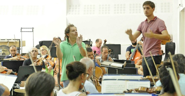 12ο Masterclass Διεύθυνσης Ορχήστρας: Άνοιξαν οι εγγραφές