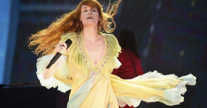 Florence + The Machine | 3η και ΤΕΛΕΥΤΑΙΑ Συναυλία | 21 Σεπτεμβρίου | ΚΛΕΙΣΤΟ ΟΛΥΜΠΙΑΚΟ ΓΗΠΕΔΟ ΓΑΛΑΤΣΙΟΥ
