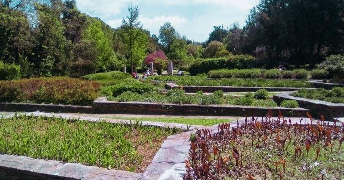 Βοτανικός Κήπος Διομήδους: το μεγαλύτερο μυστικό της πόλης;