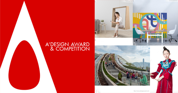 Δηλώστε τώρα συμμετοχή για τα φετινά A' Design Awards!
