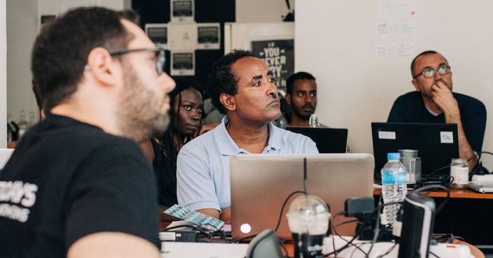 Δωρεάν Μαθήματα Προγραμματισμού για Ανέργους | Social Hackers Academy