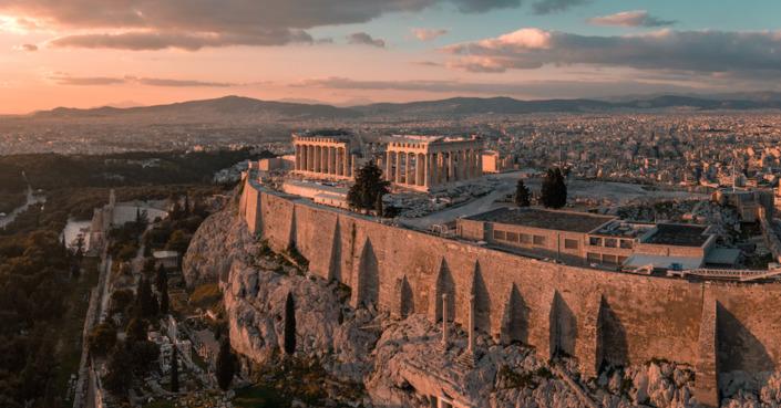 Το Ίδρυμα Ωνάση αναβαθμίζει την προσβασιμότητα και τον φωτισμό της Ακρόπολης!
