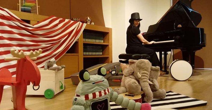 #MomAndTheCity Επιχείρηση Μουσική // Η πιο γλυκιά μουσική συμμορία στο Μέγαρο Μουσικής ΑΘηνών