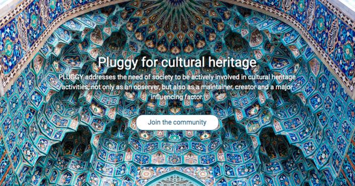 ΕΠΙΣΕΥ |  Η πρώτη επίσημη παρουσίαση της Πλατφόρμας Κοινωνικής Δικτύωσης για την Ευρωπαϊκή Πολιτιστική Κληρονομιά PLUGGY