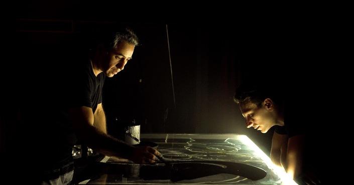 Είδαμε την παράσταση «Αίας», πολύτιμο «έργο τέχνης» επί σκηνής | Σκην.: Γ. Νανούρης