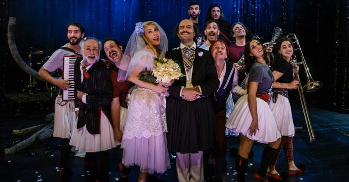 Είδαμε: «Του Κουτρούλη ο γάμος» σε σκηνοθεσία Σμαράγδας Καρύδη, ο γάμος της χρονιάς!